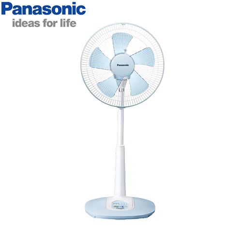 【佳麗寶】-(Panasonic國際牌)微電腦立扇F-L12BMS(12吋電風扇)-0