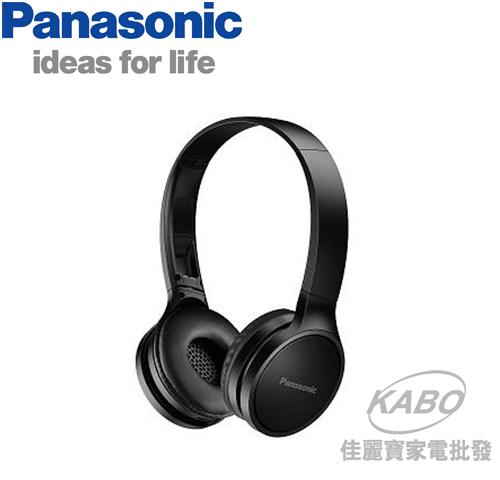 【佳麗寶】(Panasonic國際牌) 藍芽重低音耳機RP-HF400BGCK-0